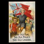 MacDonald Campaign poster