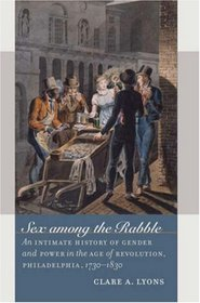 Book jacket, Sex Among the Rabble