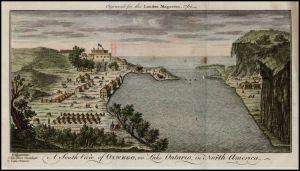 South View of Oswego