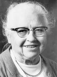 """Mildred """"Brownie"""" Schrumpf (1903-2001)"""