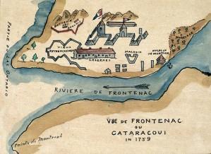 Fort Frontenac, 1759