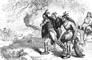 Iroquois Hunters